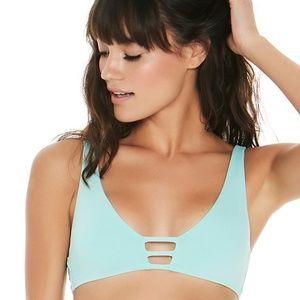 l*space Swim - L*SPACE MONROE Strappy Bralette Bikini Top
